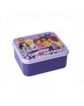 LEGO Friends box na svačinu - levandulová