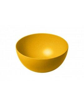 Eco Dining mísa velká Yellow