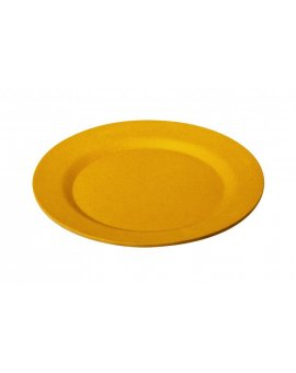 Eco Dining talíř 25 cm Yellow
