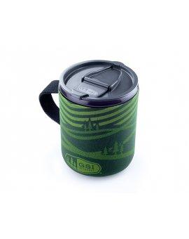 Infinity Backpacker hrnek zelený
