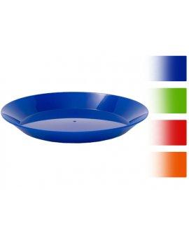 Cascadian talíř modrý
