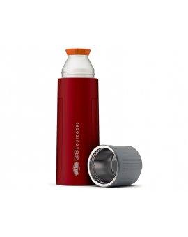 Glacier Stainless Vacuum termoska červená