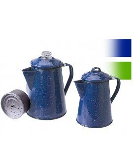Perkolátor modrý