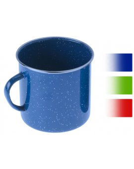Smaltovaný plecháček 700ml modrý
