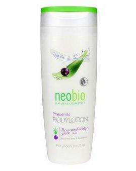 Neobio Pěstící tělové mléko Aloe vera a BIO Acai 250 ml