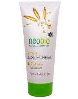 Neobio Sprchový gel Sensitiv Bio Jojobový olej - 250 ml
