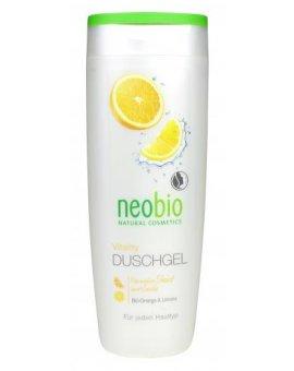 Neobio Sprchový gel Vitality Bio-Pomeranč & Limetka 250 ml