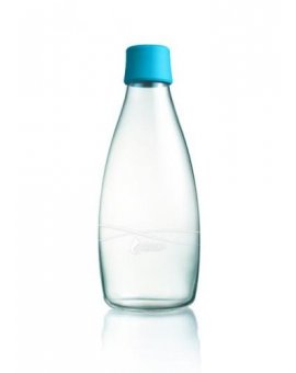 Lahev Retap - Light Blue 800 ml
