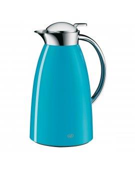 alfi isolierkanne warmhaltekanne 1 0 l gusto metall aquamarin blau lackiert 1200x1200 0121860.06 0