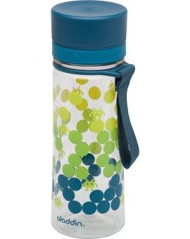 AVEO láhev na vodu 0.35L petrol s potiskem
