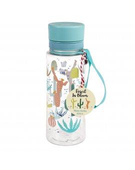 láhev na vodu Rex London 0,6l - kaktusy
