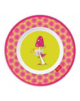 sigikid MELAMIN lifestyle víla FLORENTINE talíř (21,5 cm)
