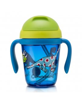 tyrrell katz dinosaurs toddler bottle