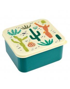 svačinový box Rex London - kaktusy