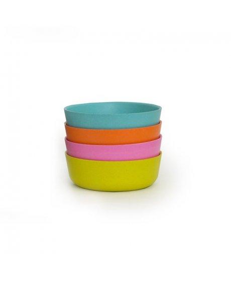 ekobo bambino bowl set sada detskych misek zelenadomacnost