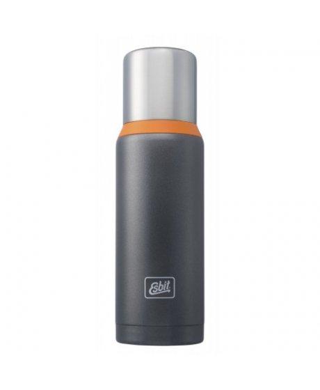 Termoska 1L Grey/Orange