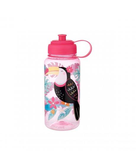 ZIP031 A Toucan Water Bottle Front