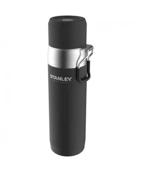STANLEY Thermoláhev na vodu Master series 650 ml Foundry Blac