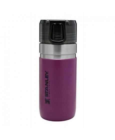 STANLEY vakuová láhev na vodu 470ml fialová