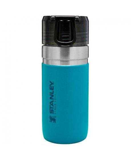 STANLEY vakuová láhev na vodu 470ml tyrkysová