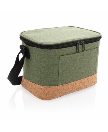 chladici taska cork xd design zelena