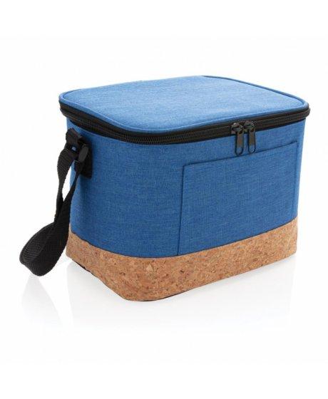 chladici taska cork xd design modra