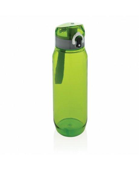 lahev na vodu s uzamykatelnym vickem xl 800 ml xd design zelena
