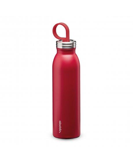 ALADDIN Chilled Thermavac™ vakuová láhev 550ml červená