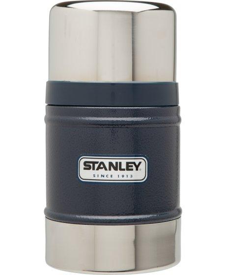 Termoska STANLEY jídelní 0,5 l Hammertone navy