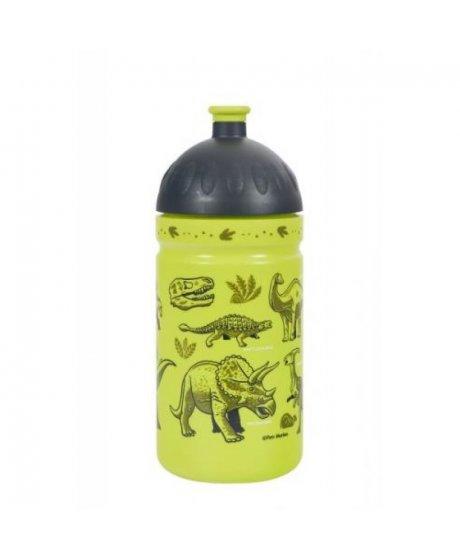 zdrava lahev dinosauri 500 ml zelenadomacnost 1