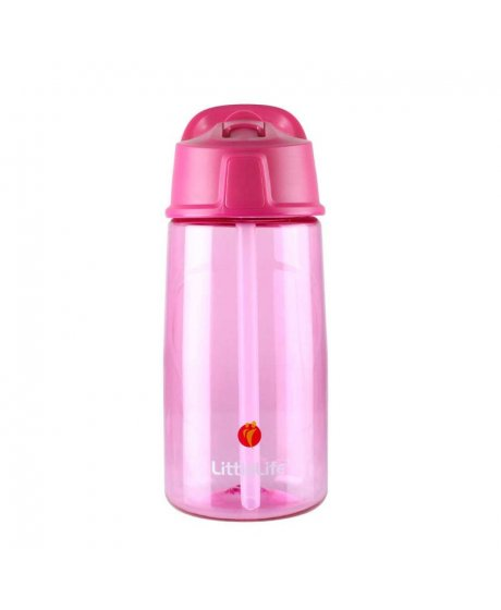 L15120 water bottle pink 550ml 1