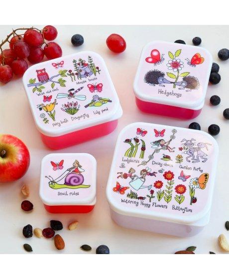 0008 secret garden snackbox