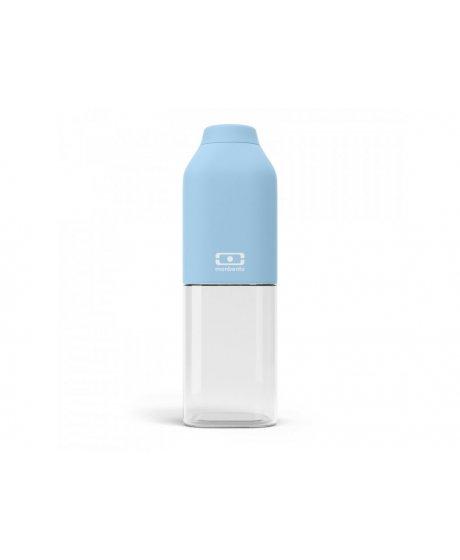 75491 lahev na vodu monbento positive m blue crystal svetle modra