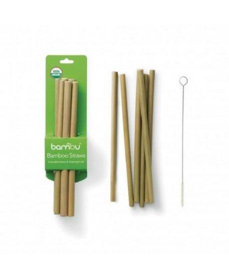 bambu bambusova brcka 6 ks zelenadomacnost