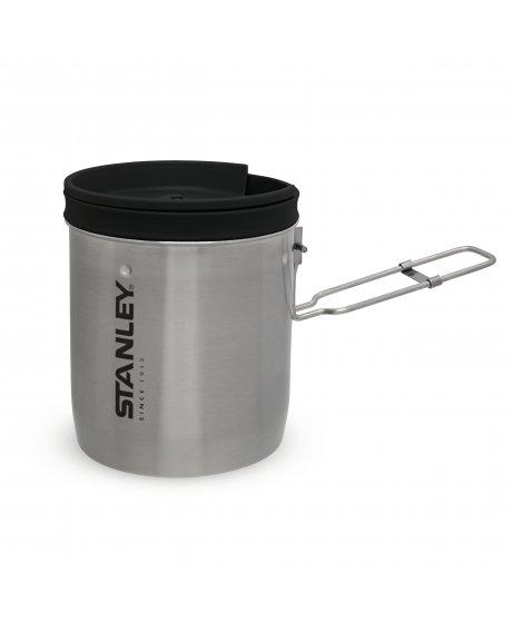 STANLEY kompaktní set na vaření miska + příbor 700ml nerezová ocel