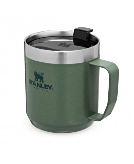 STANLEY Camp mug 350ml zelený