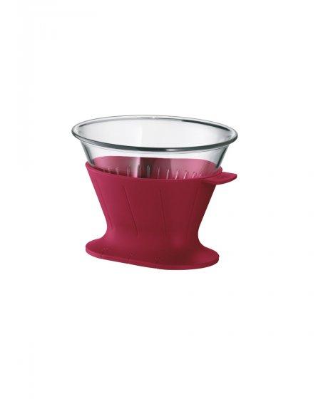 kavovy filtr na termokonvici silikon tritan cerveny2