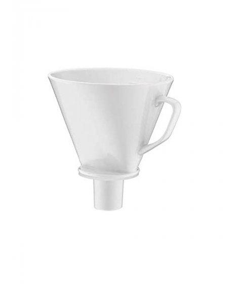 Kávový filtr na termokonvici bílý