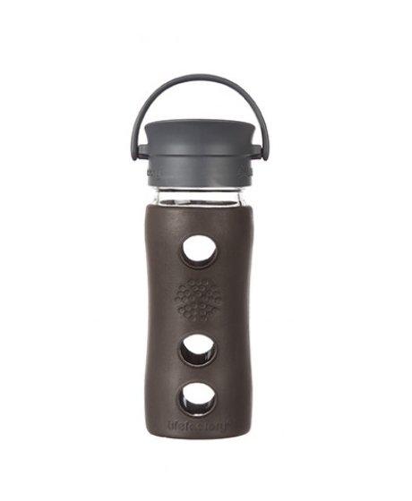 Lifefactory hrnek s cafe uzávěrem 350ml Espresso
