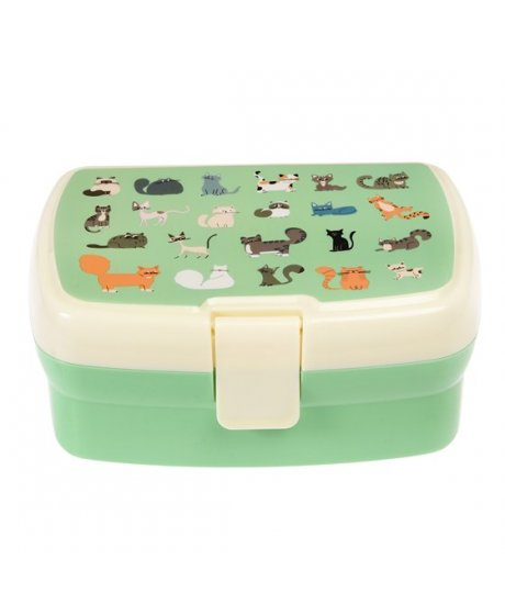 29122 1 nine lives lunch box tray