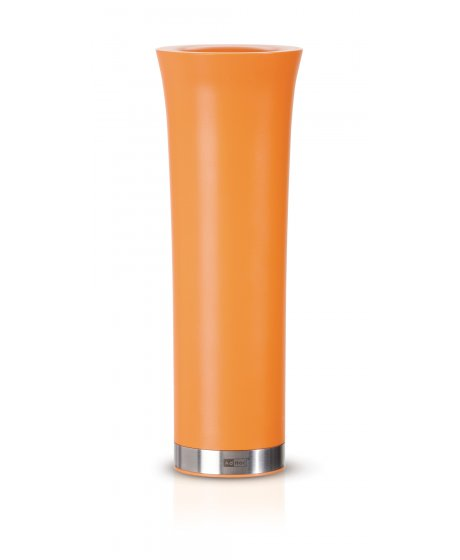 Gravitační mlýnek na pepř a sůl MILANO - oranžový