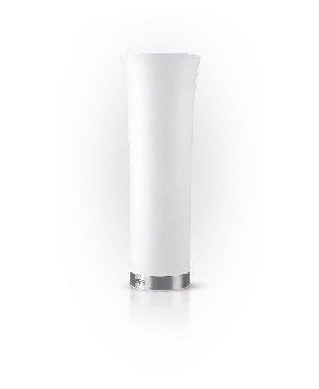 AdHoc Gravitační mlýnek na pepř a sůl MILANO - bílý