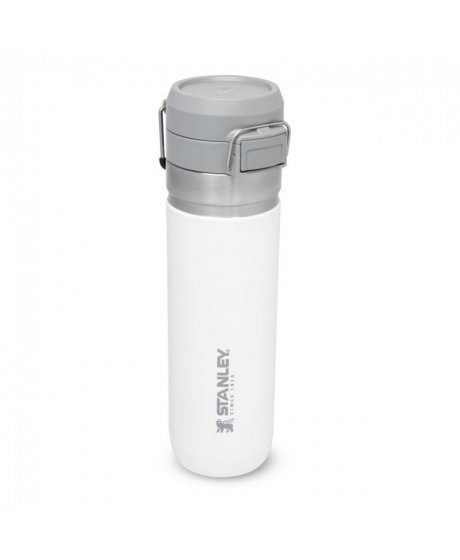 STANLEY GO FLIP vakuová láhev 700 ml polární bílá