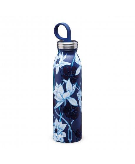 ALADDIN NAITO Chilled Thermavac™ nerezová láhev na vodu 550 ml s vakuovou izolací Lotus Navy