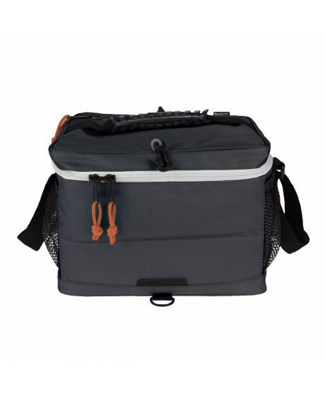 Packit 2016 18 Can Cooler Charcoal Front hires LR kopie