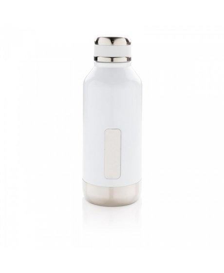 nepropustna vakuova lahev z nerezove oceli 500 ml xd design bila