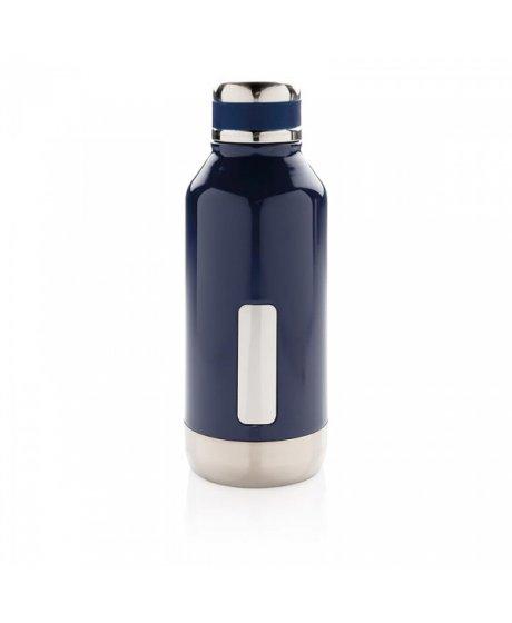 nepropustna vakuova lahev z nerezove oceli 500 ml xd design tmave modra