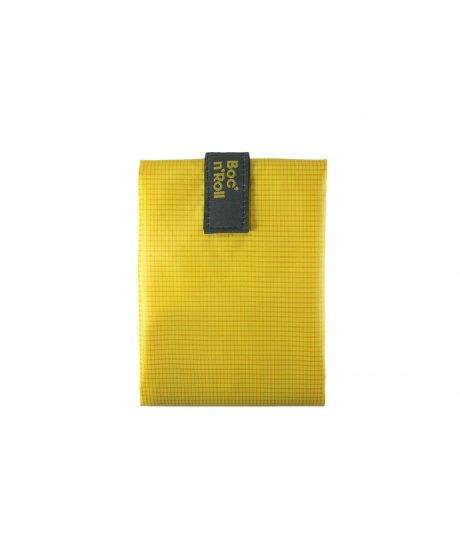 133 12 obal na svacinu boc n roll square vzor yellow
