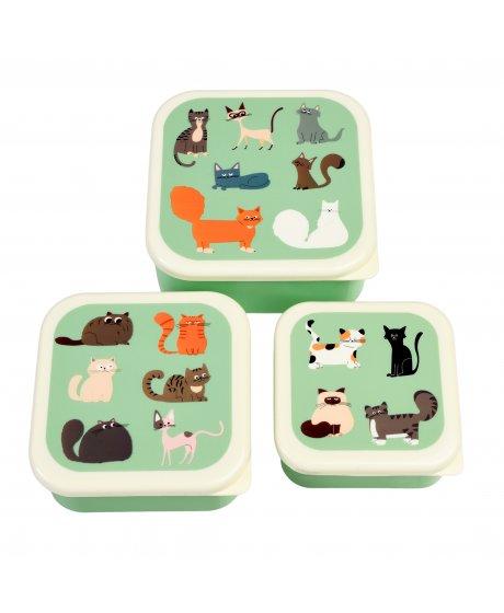 29196 3 nine lives set 3 snack boxes