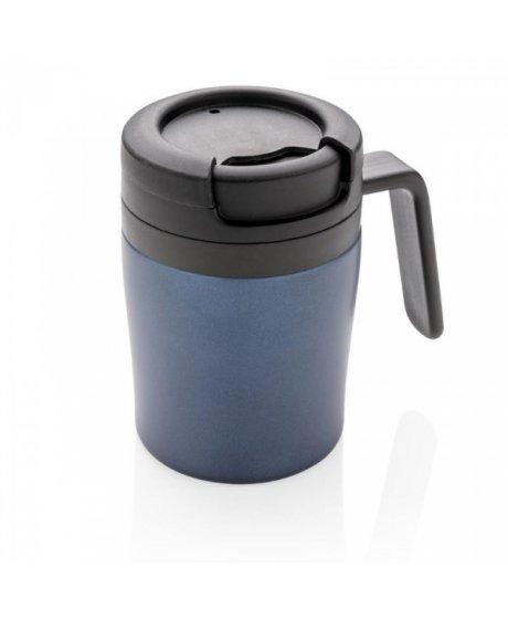 termohrnek coffee to go do kavovaru s ouskem 160 ml xd design modr